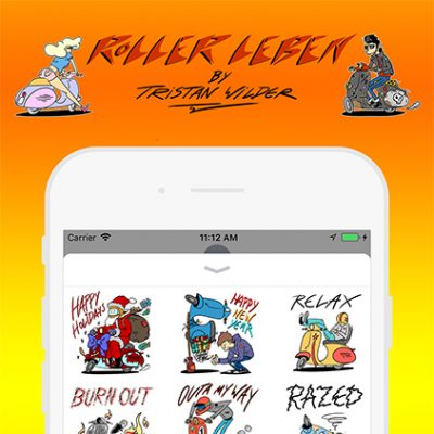 iOS App Rollerleben I
