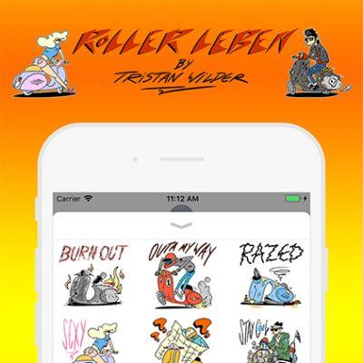 iOS App Rollerleben II